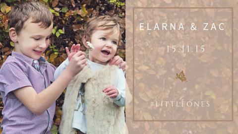 Elarna&Zac(#LittleOnes)